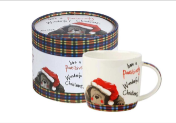 Tasse Woderful Christmas Alex Clark